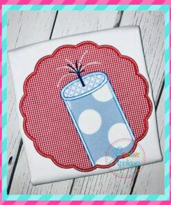 firecracker-firework-embroidery-applique-design-creative-appliques