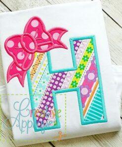 bow-applique-alphabet-embroidery-design
