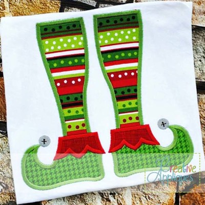 elf-legs-applique