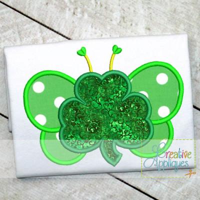 butterfly-clover-applique