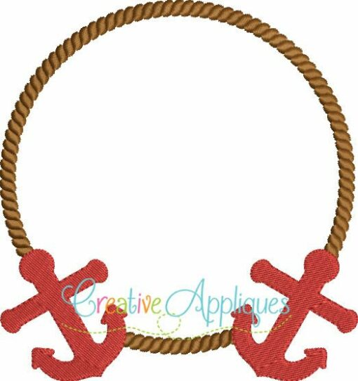 anchor-monogram-embroidery-frame
