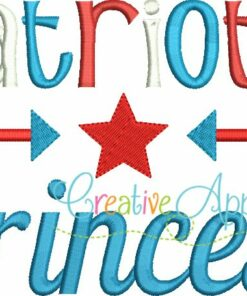patriotic-princess-embroidery-design