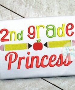 2nd-second-grade-princess-embroidery-design