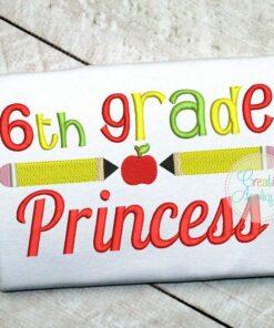 6th-sixth-grade-princess-embroidery-design