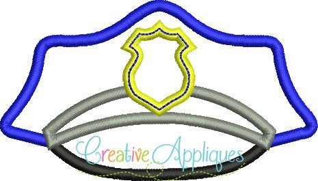 police-officer-law-enforcement-hat-embroidery-applique-design