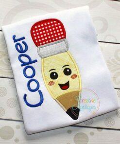 happy-smiling-kawaii-pencil-embroidery-applique-design