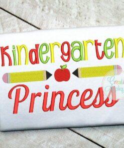 kindergarten-princess-embroidery-design