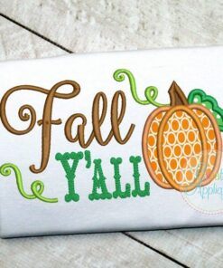fall-yall-embroidery-applique-design