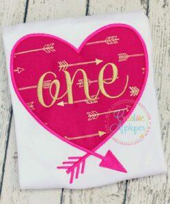 one-arrow-tribal-birthday-first-1st-birthday-embroidery-applique-design