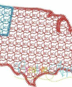 donkey-democratic-usa-flag-embroidery-applique-design