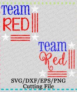 team-red-republicans-svg-cutting-file