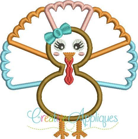 girl-turkey-embroidery-applique-design