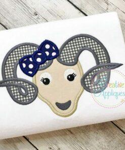 ram-girl-embroidery-applique-design
