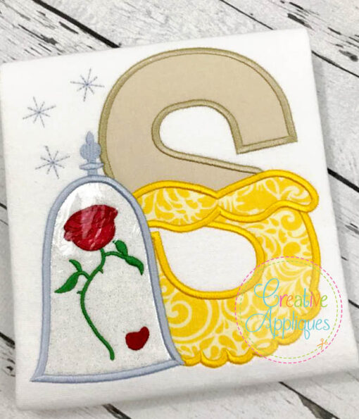 beauty-rose-beast-embroidery-applique-design