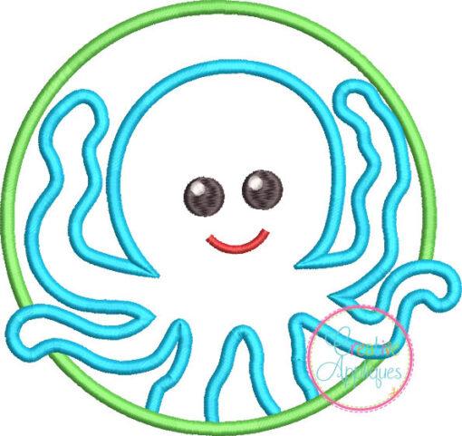 octopus-circle-embroidery-applique-design-creative-appliques