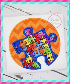 autism-puzzle-piece-circle-embroidery-applique-design-creative-appliques
