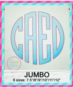 4-letter-sketch-stitch-monogram-natural-cirlce-embroidery-alphabet-font