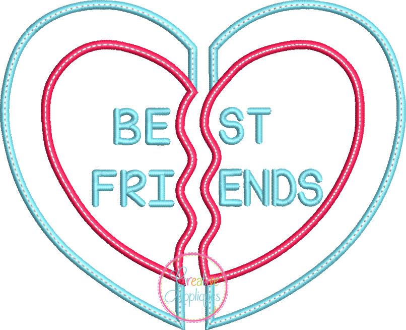 Best Friends Hearts