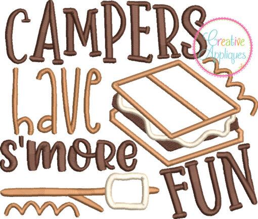 campers-have-smore-fun-embroidery-applique-design-creative-appliques