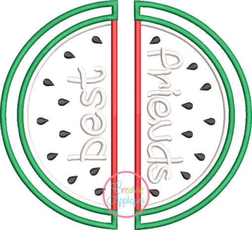 bff-best-friends-watermelon-embroidery-applique-design