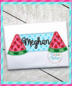 watermelon-frame-embroidery-applique-design-creative-appliques