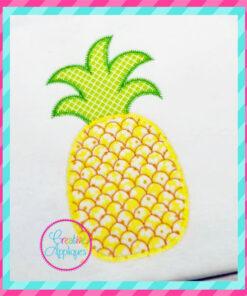 zigzag-pineapple-embroidery-applique-design-creative-appliques